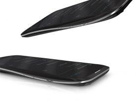 ZTE mobile phone 2012